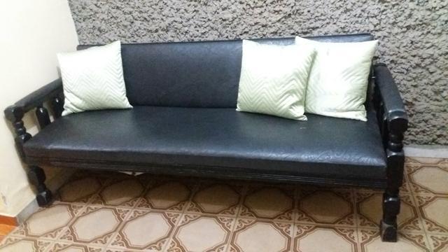 sofa cama em madeira macica r [ OFERTAS ]   Vazlon Brasil