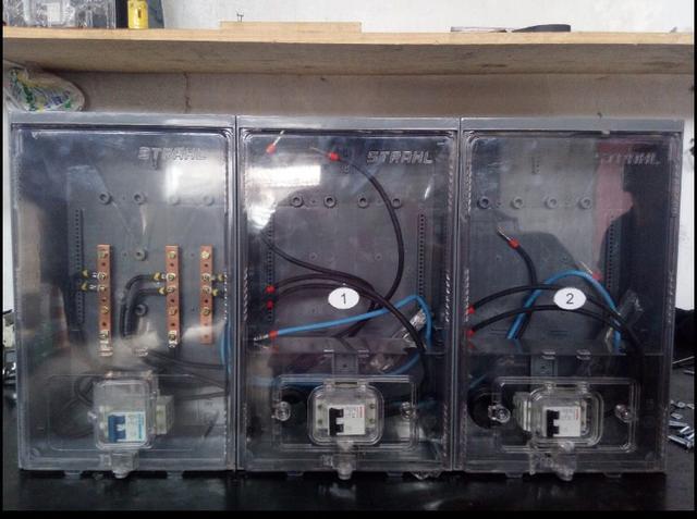 5c729895c86 caixa de luz 9 medidores aes eletropaulo   OFERTAS