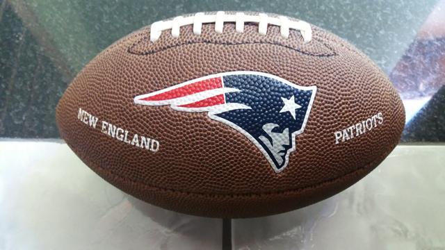 bola de futebol americano wilson touchdown   OFERTAS    f26b246ddf8