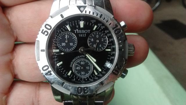 506a41582af Relógio Tissot T - Legítimo Suíço (Comprado em