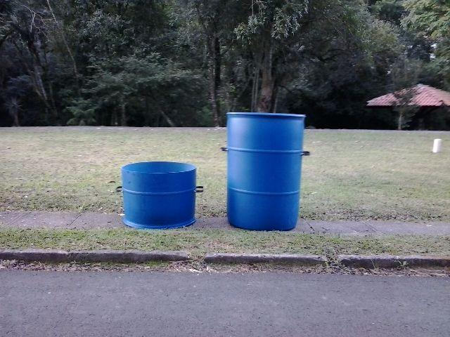 Tambores para lixo e litros ofertas vazlon brasil for Tambores para agua