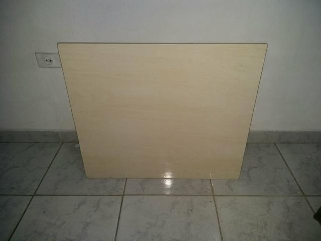 Mesa Fixa Parede ~ mesa fixa de parede de desarmar com banqueta [ OFERTAS ] Vazlon Brasil