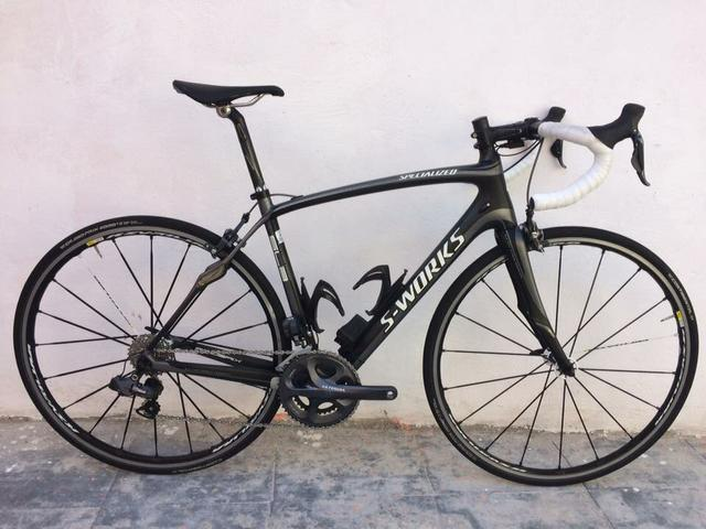 Specialized S Works Roubaix Shimano Ultegra Di2