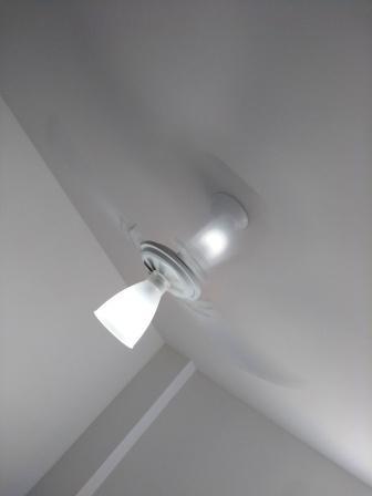 Manual ventilador de parede arge