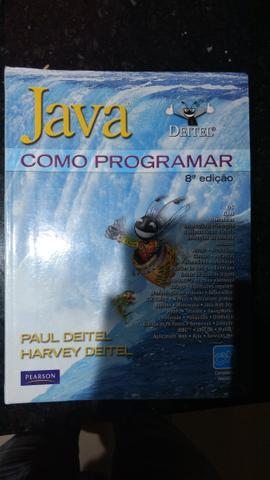 Livro java como programar 6a edicao com cd ofertas for Como programar en java