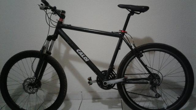 Mountain bike Caloi 21 marchas