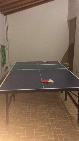 Mesa de bilhar acompanha tampo que serve de ping pong for Mesa ping pong carrefour