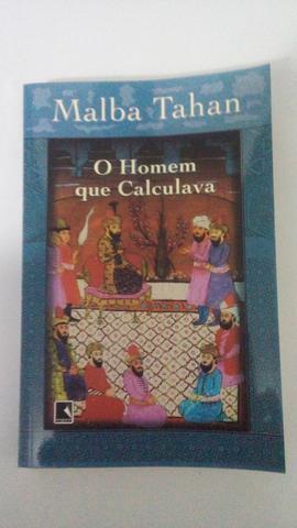 livro o homem que calculava [ OFERTAS ] | Vazlon Brasil