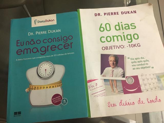 Livro 60 Dias Comigo Pierre Dukan 9788576848523 Ofertas Vazlon