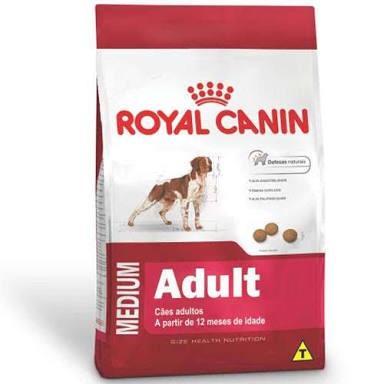 Sacaria royal canin medium jr kg r ofertas vazlon brasil - Royal canin medium junior 15kg ...