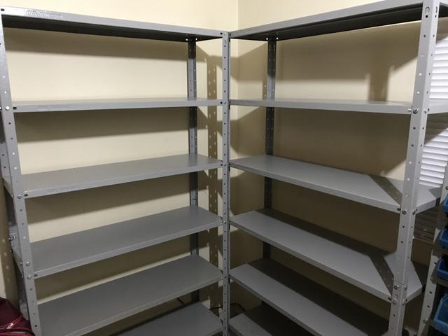 Estantes e armarios de metal ofertas vazlon brasil - Estantes de metal ...