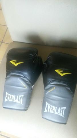 luvas de boxmuay thai da everlast   OFERTAS    700083f2d529f