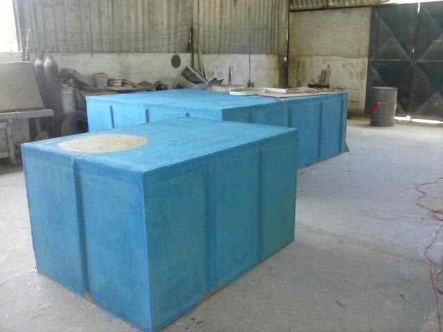 Cisterna de l de fibra de vidro ofertas vazlon brasil for Tanques de agua medidas