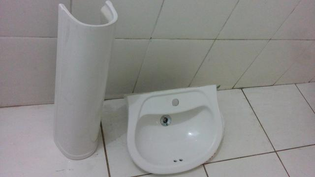 lavabo para banheiro  Vazlon Brasil -> Pia De Banheiro Eternit