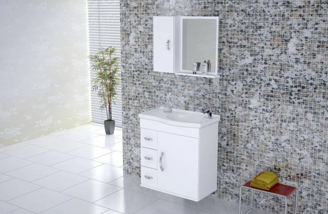 armarios para banheiro com espelheira  Vazlon Brasil -> Pia De Banheiro Dimensões