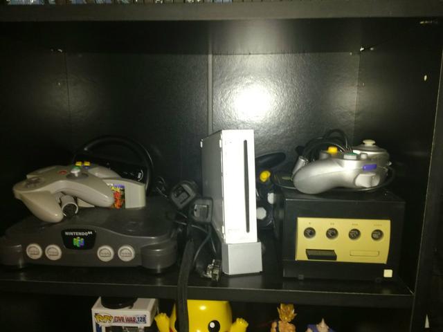 Wiiu Com Game : Nintendo wiiu com dois meses de uso ofertas vazlon