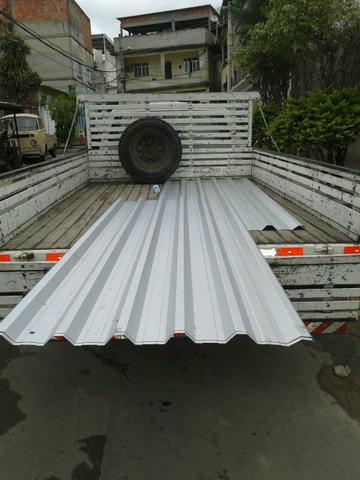 Fabrica de telha de zinco