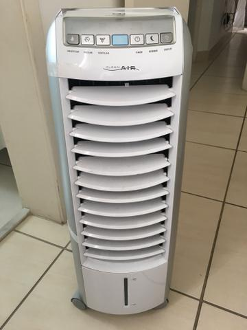 Ventilador umidificador electrolux