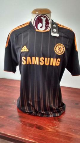 camisa chelsea adidas samsung nova etiqueta   OFERTAS    387b41ca71ed6