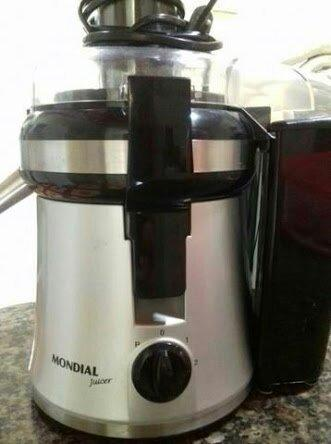 Pecas Slow Juicer Mondial : centrifuga mondial juicer ncf inoxpreta [ OFERTAS ] vazlon Brasil