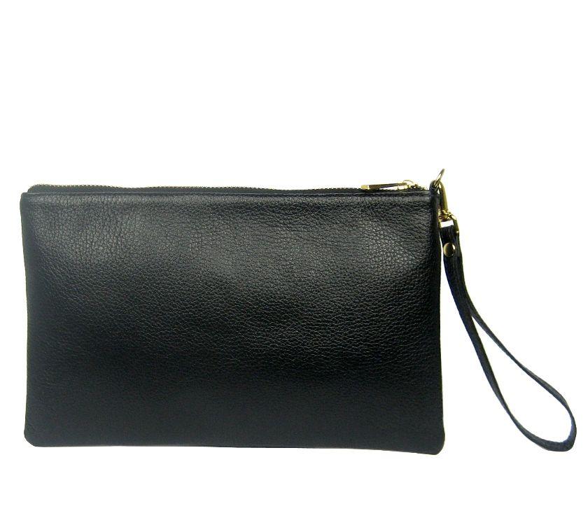 6b0c7952e6 bolsa clutch carteira de mao em couro legitimo formato   OFERTAS ...
