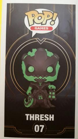 Funko POP! Games League of Legends - Tresh