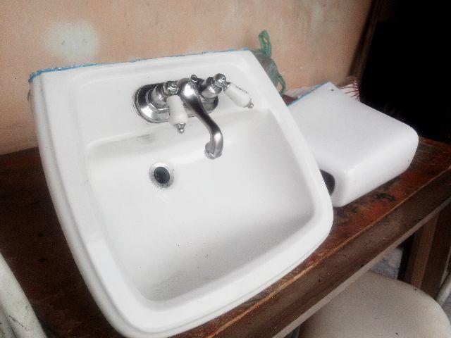 kit louca de banheiro  Vazlon Brasil -> Pia De Louca Para Banheiro