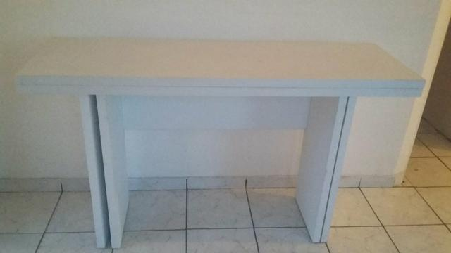 mesa de jantar dobravel vira aparador feita sob medida [ OFERTAS ] Vazlon Brasil
