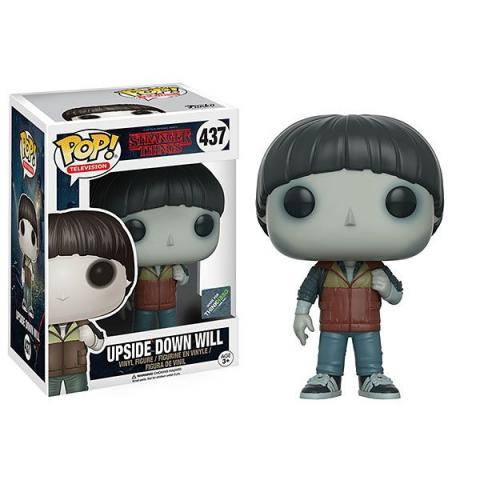 Uspside Down Will Funko Pop Stranger Things Thinkgeek Excl