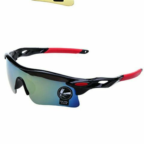 oculos de sol ciclismo bike protecao uv400 novo   OFERTAS     Vazlon ... 982d210985