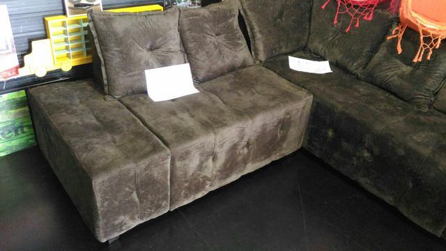mega promocao sofa de canto novo muito barato [ OFERTAS ...