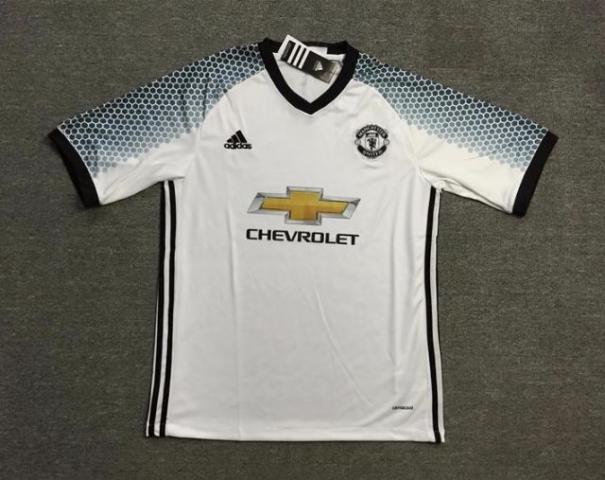 Camisa Manchester United Preta 【 BLACKFRIDAY 】