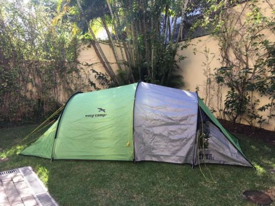e0fa15825 barraca de camping impermeavel com varanda para 3 pessoas   OFERTAS ...