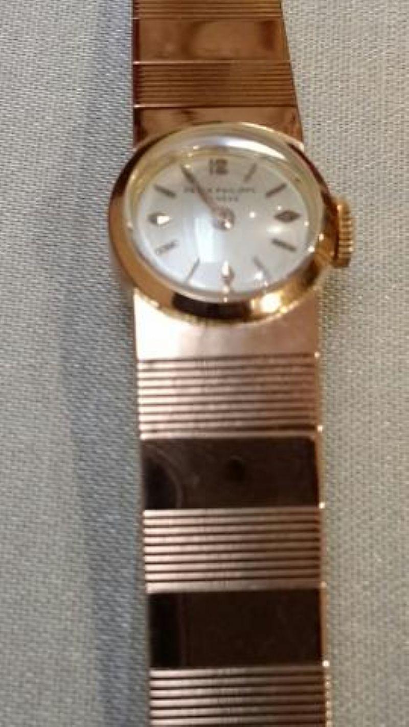 41f5f19b9fd relogio patek philippe todo em ouro modelo bracelete   OFERTAS ...
