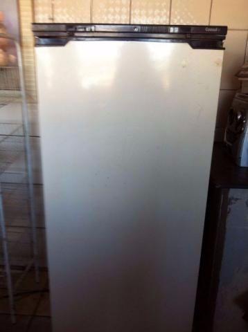 Freezer vertical consul usado