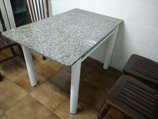 Mesa cozinha granito ofertas vazlon brasil - Mesa de granito ...