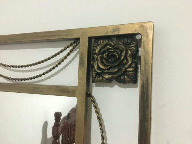 Aparador Pequeno Com Espelho ~ aparador em ferro antigo Vazlon Br