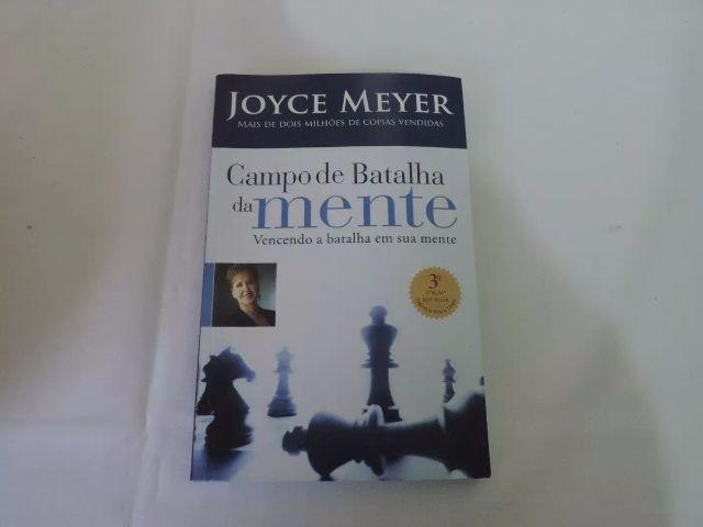 Pensamentos Poderosos Joyce Meyer Semi Novo Ofertas Vazlon Brasil