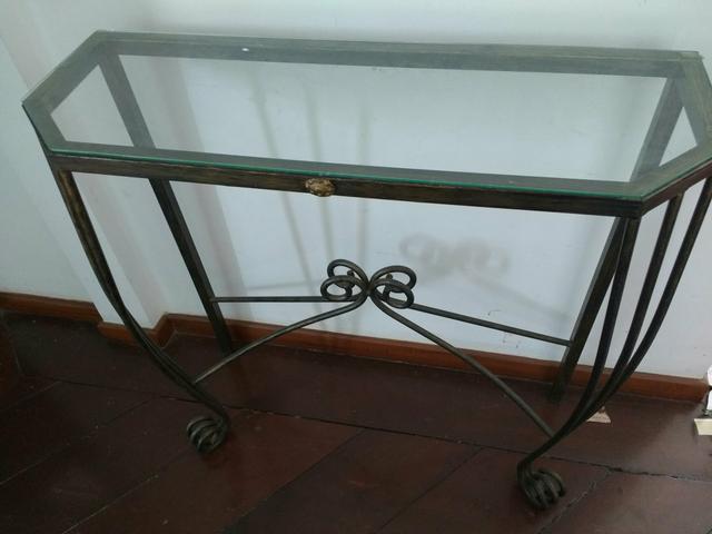 Artesanato Da Região Norte ~ aparador decorativo de ferro com vidro [ OFERTAS ] Vazlon Brasil