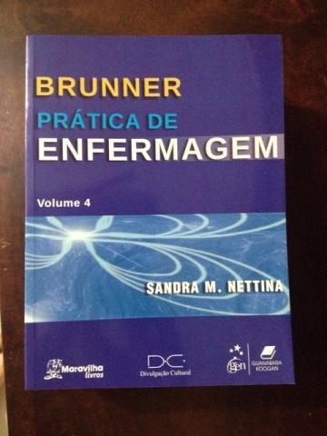 livro pratica de enfermagem brunner 【 OFERTAS 】   Vazlon