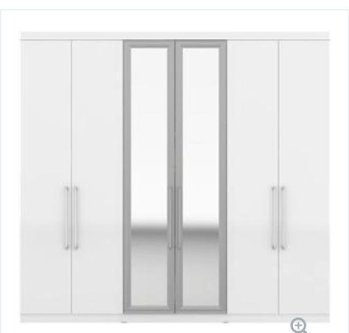 Armario de 6 portas usado desmontado ofertas vazlon for Armario 6 portas