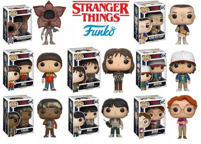 Boneco Funko Pop Stranger Things !