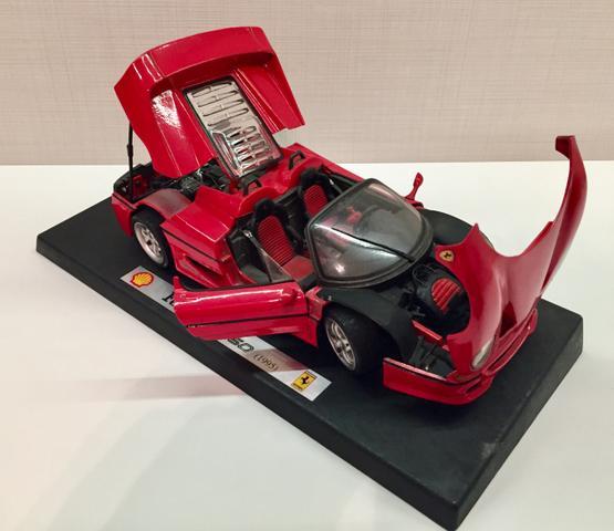 75389ad303 vendo ferrari f50 gt colecao mini maquinas   OFERTAS