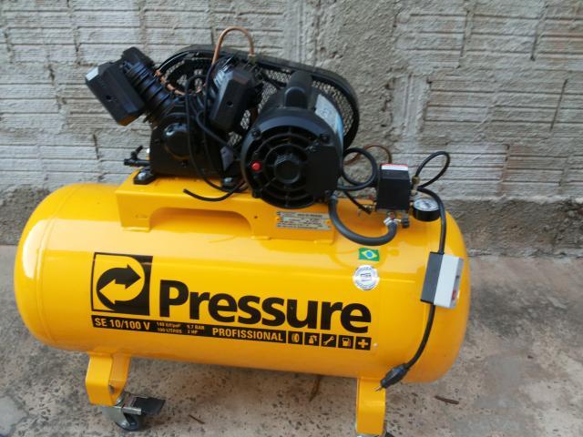 4a656697b compressor 10 pes novo pressure monofasico   OFERTAS