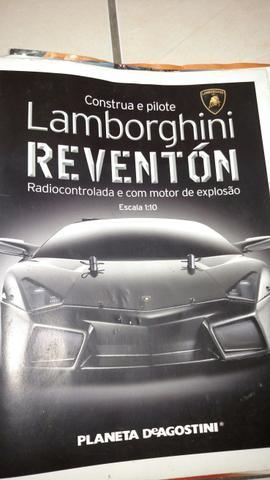 Lamborghini Reventon Planeta De Agostini R Ofertas Vazlon Brasil