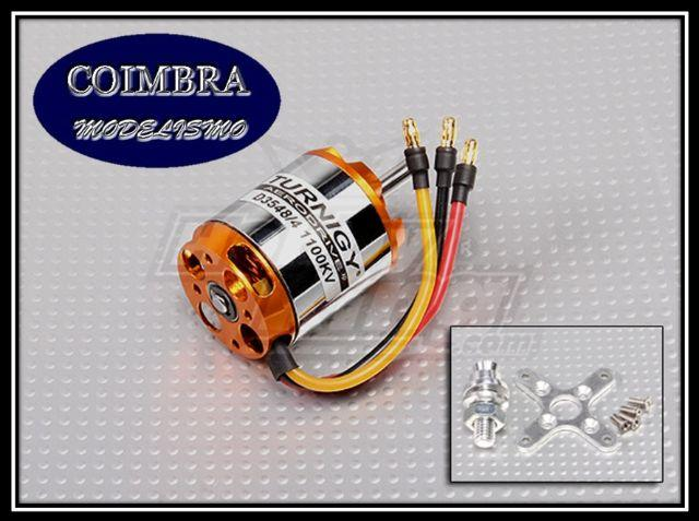 Motor Brushless D Aerodrive XP kv Turnigy