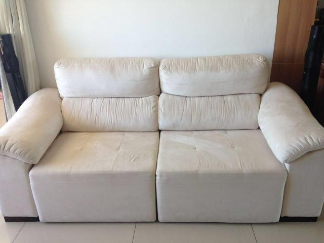 Sofa excelente qualidade ofertas vazlon brasil for Sofa 03 lugares retratil