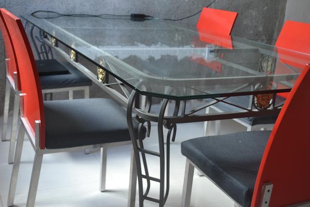 Armario De Cozinha De Madeira ~ aparador ferro mesa envelhecida [ OFERTAS ] Vazlon Brasil