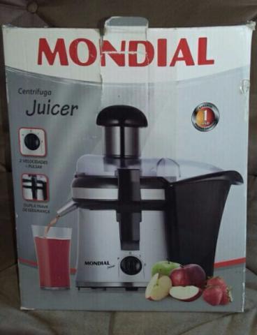 Centrifuga De Alimentos Slow Juicer Mondial : centrifuga de frutas juicer mondial [ OFERTAS ] vazlon Brasil