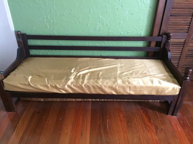 Sofa rustico madeira macica bairro jdsao paulo ofertas for Sofa cama rustico